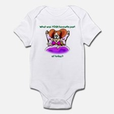 Jazlyn J Infant Bodysuit
