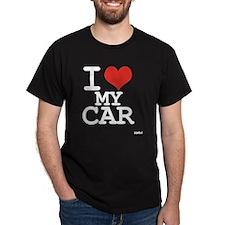 I love my Car T-Shirt