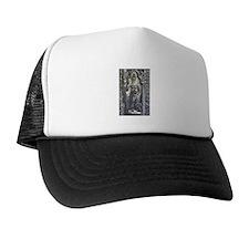 Te Prohm Temple Wall Carvings Trucker Hat