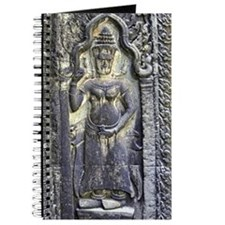 Te Prohm Temple Wall Carvings Journal