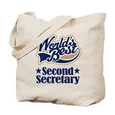 Secondary Secretary Gift Tote Bag