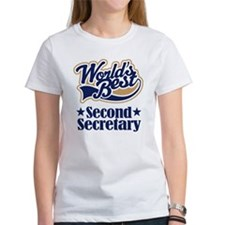 Secondary Secretary Gift Tee