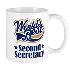 Secondary Secretary Gift Mug