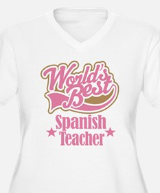 Spanish Teacher Gift T-Shirt