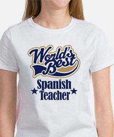 Spanish Teacher Gift Tee