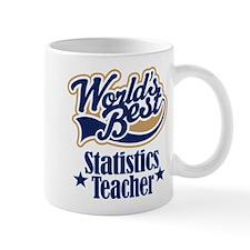 Statistics Teacher Gift Mug