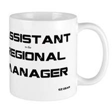 Assistant (to the) Regional Manager Small Mug