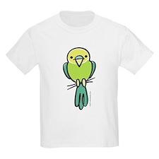 Yellow/Green Parakeet T-Shirt