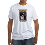 Medieval Usher Fitted T-Shirt