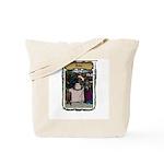 Medieval Usher Tote Bag