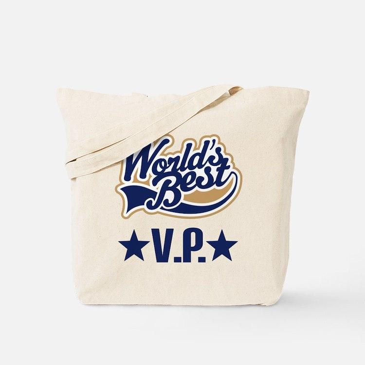 VP Vice President Gift Tote Bag