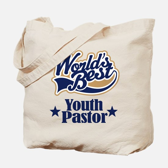 Youth Pastor Gift Tote Bag