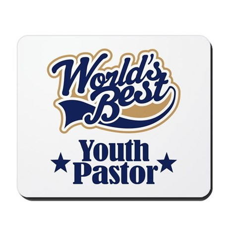 Youth Pastor Gift Mousepad