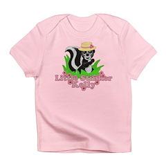 Little Stinker Kelly Infant T-Shirt