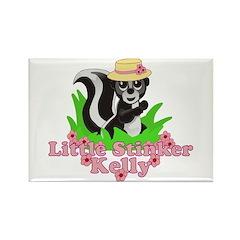 Little Stinker Kelly Rectangle Magnet (10 pack)
