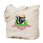 Little Stinker Kim Tote Bag