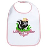 Little Stinker Kim Bib