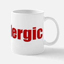 Allergic Mug