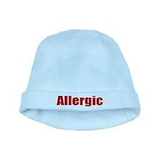 Allergic baby hat