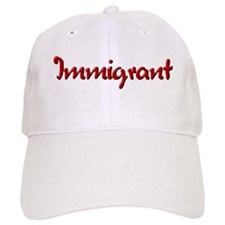 Immigrant Baseball Cap