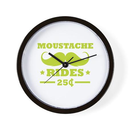moustache rides