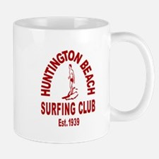 Huntington Beach Surfing Club Mug