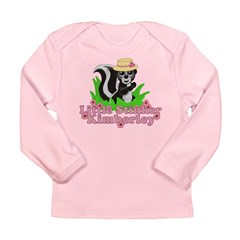 Little Stinker Kimberley Long Sleeve Infant T-Shir