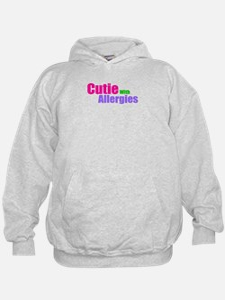Cutie With Allergies Hoodie