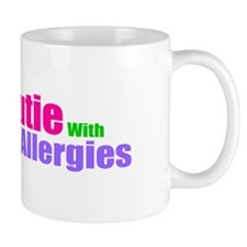 Cutie With Allergies Mug