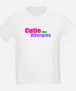 Cutie With Allergies T-Shirt