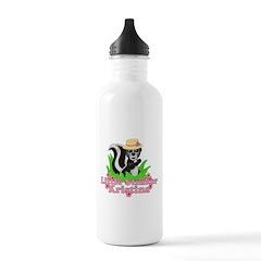 Little Stinker Kristina Water Bottle