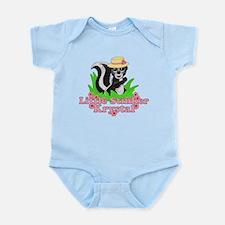 Little Stinker Krystal Infant Bodysuit