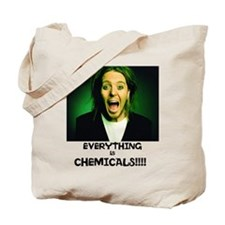 Funny Chemical Tote Bag