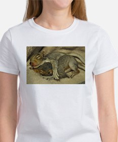 Baby Squirrel Women's T-Shirt
