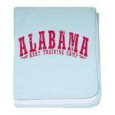 Alabama Baby Camp baby blanket