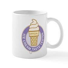 Ice Cream Taste Tester Mug
