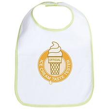 Ice Cream Taste Tester Bib