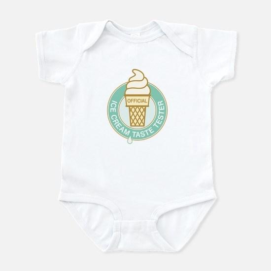 Ice Cream Taste Tester Infant Bodysuit