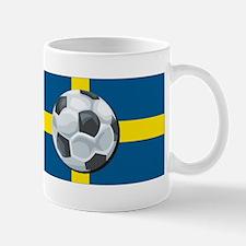 Swedish Soccer Mug