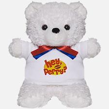 Where's Perry? Teddy Bear