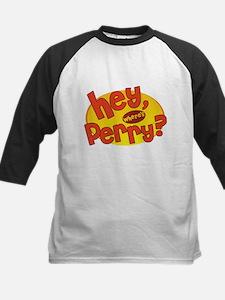 Where's Perry? Kids Baseball Jersey