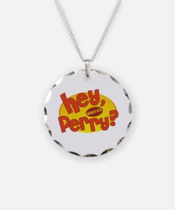 Where's Perry? Necklace