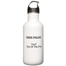 Gene Police Water Bottle