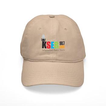 KSER Khaki Cap