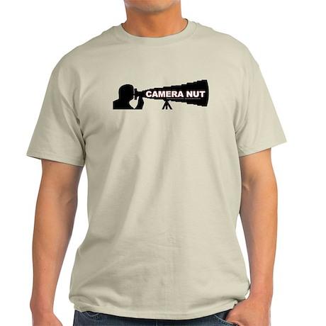 Million dollar lens Light T-Shirt