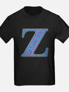 Z Blue Glass T