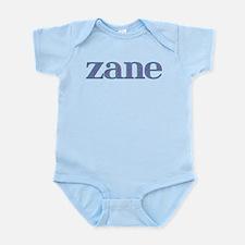 Zane Blue Glass Infant Bodysuit