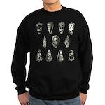 Seashells Sweatshirt (dark)