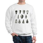 Seashells Sweatshirt