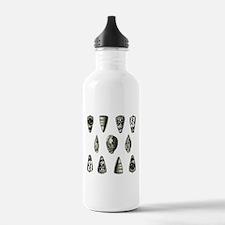 Seashells Water Bottle